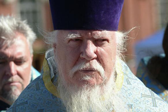 """Протоиерей Смирнов назвал русский народ """"народом-убийцей"""""""