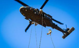 СМИ: главари ИГИЛ* были эвакуированы вертолетами США
