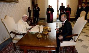 Каждая встреча Путина с Папой решает главную проблему России