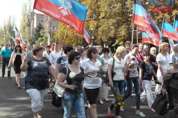 Москва раздумывает над изменением курса по отношению к ЛДНР