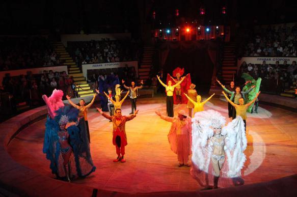 В Оренбурге пенсионер умер на сцене цирка