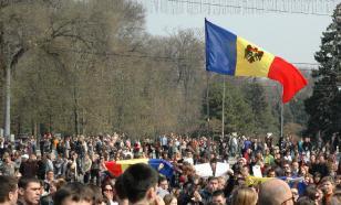 В Молдавии - почти безвластие