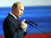 Более 100 тысяч вышли поддержать Путина