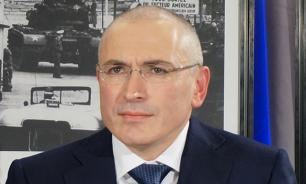 Ходорковский - Васильева: Рыбак рыбака поздравляет издалека