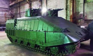"""""""Инновационный танк"""" Украины стал интернет-посмешищем"""