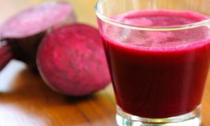Британские ученые: свекольный сок помогает быстро снизить давление