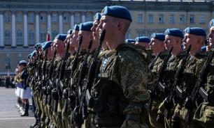 В российской армии появилось новое звание - главный сержант