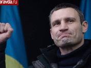 Кличко приведет Украину к развалу