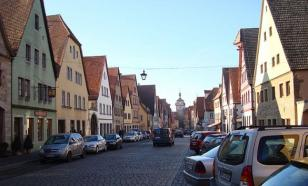 Ротенбург-на-Таубере, или Путешествие в Рождество
