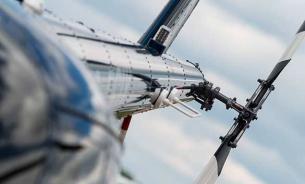В Словакии разбился украинский вертолет, выживших нет