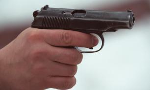 В Туле трое неизвестных расстреляли полицейского
