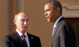 Bloomberg: Украина подозревает Обаму в сговоре с Путиным