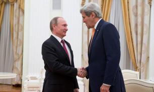 Шутка от президента: Вы привезли деньги для торга с Россией?