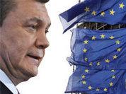 Анекдотичные отношения Януковича и ЕС