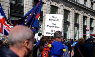 В ЕС согласовали комплекс мер по Brexit без сделки
