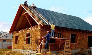 В России будут выдавать ипотечные кредиты для частных домов