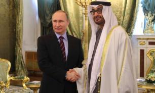 Владимир Путин прибыл в ОАЭ с визитом впервые с 2007 года