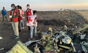 Причиной катастрофы Boeing в Эфиопии назвали сбой бортовой автоматики