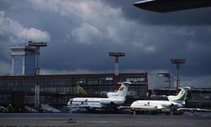 Пассажира, требовавшего развернуть самолет в Афганистан, задержали после посадки в Ханты-Мансийске