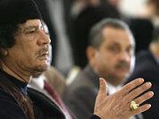Каддафи будет биться до конца