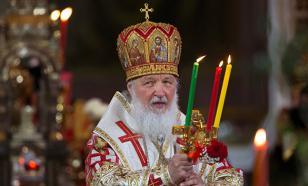 Патриарх Кирилл заявил о кризисе веры в Центральной Европе