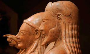 Коровы раскрыли тайну древней цивилизации этрусков
