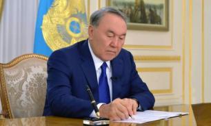 """Матвиенко назвала отставку Назарбаева """"очень неожиданной"""""""