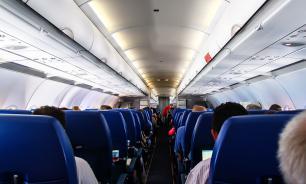Устроившая дебош на борту самолета пенсионерка отделалась штрафом