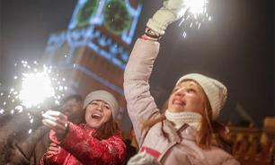 Россияне назвали популярные места встречи Нового года - опрос