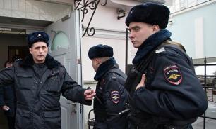 Из полицейского участка в Липецке украли 1000 бутылок водки