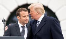 """За """"цветной революцией"""" во Франции стоят США?"""