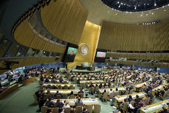 Лабин: наказывать США за нарушение договора с ООН надо совместно с Европой