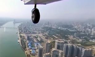 Самую закрытую столицу мира сняли с высоты птичьего полета