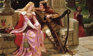 Может ли куртуазная любовь стать святой?