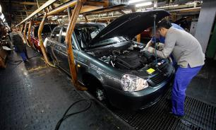 Российский автопром могут поддержать 60 млрд рублей