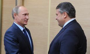 """Вице-канцлер Германии в Москве """"играл Шредера"""", считает Die Welt"""