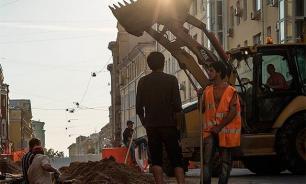 К ремонтникам в центре Москвы присоединятся археологи