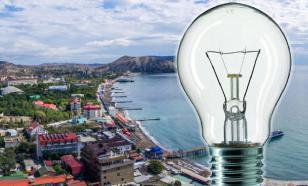 В Крыму блэкаут - пропали свет и связь