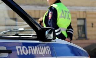 В центре Курска два БТР и четыре автомобиля попали в ДТП