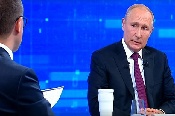 Путин: война США с Ираном стала бы катастрофой