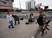 Кто идет в ополчение Новороссии