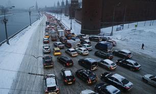 Надвигающиеся на Москву циклоны обещают проблемы с электричеством