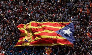 Еврокомиссар: в Испании начинается гражданская война