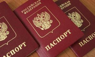 МВД РФ: более 80% жителей Донбасса хотят получить российское гражданство
