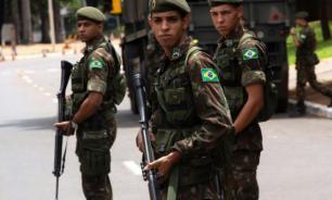 Президент Бразилии не исключил военного вторжения в Венесуэлу