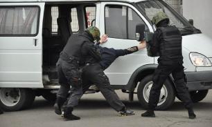 Военная полиция отработала подавление беспорядков в центре России