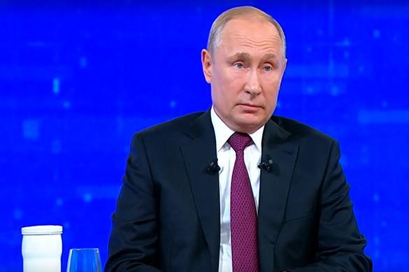 Путин: отдохнуть неузнанным у меня не получится