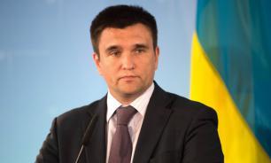 Зеленский обвинил Климкина в самоуправстве