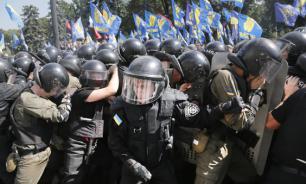 Нечисть с Козьего болота захватила Украину
