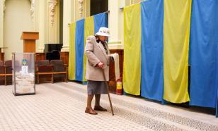 ЦИК Украины подвел официальные итоги второго тура выборов